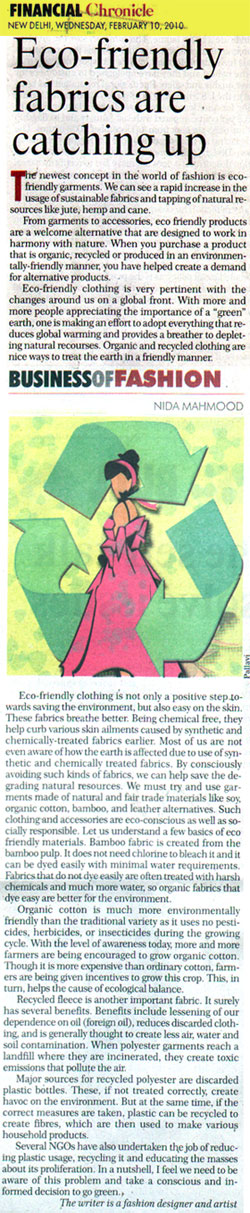 indian-fashion-designer-nida-mahmood-featured-in-financial-chronicle-10-feb-2010
