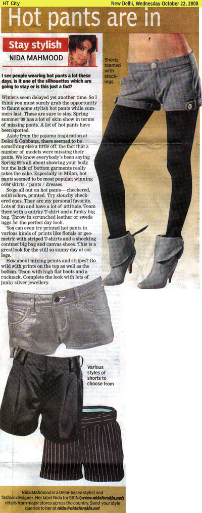 indian-fashion-designer-nida-mahmood-featured-in-HT-City-22-october-2008