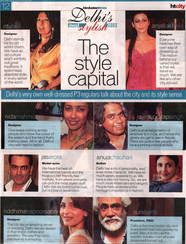 indian-fashion-designer-nida-mahmood-featured-in-HT-City-26-december-2010