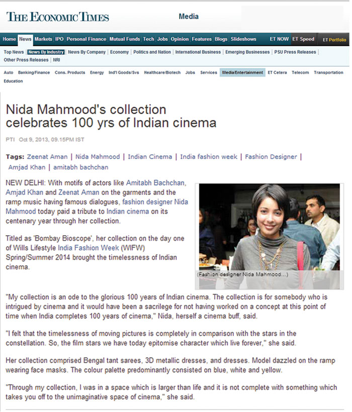 indian-fashion-designer-nida-mahmood-featured-in-the-economic-times-india-times-for-bombay-bioscope