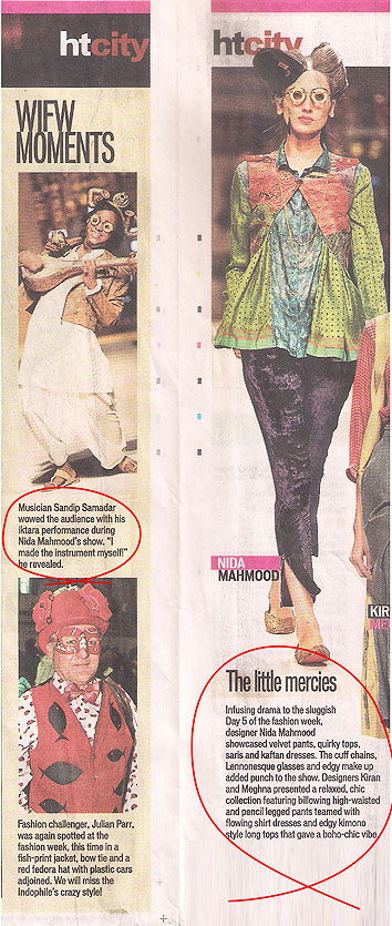 indian-fashion-designer-nida-mahmood-featured-in-Hindustan-Times-News-HT-City-for-the-adventures-of-capt-must-qalandar